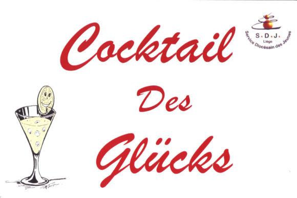 Cocktail des Glücks