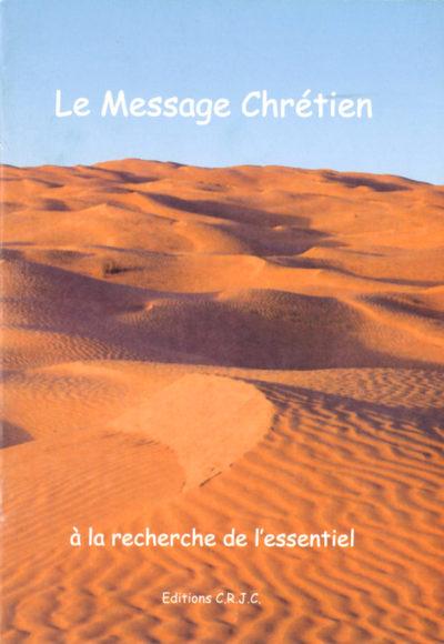 Le Message Chrétien