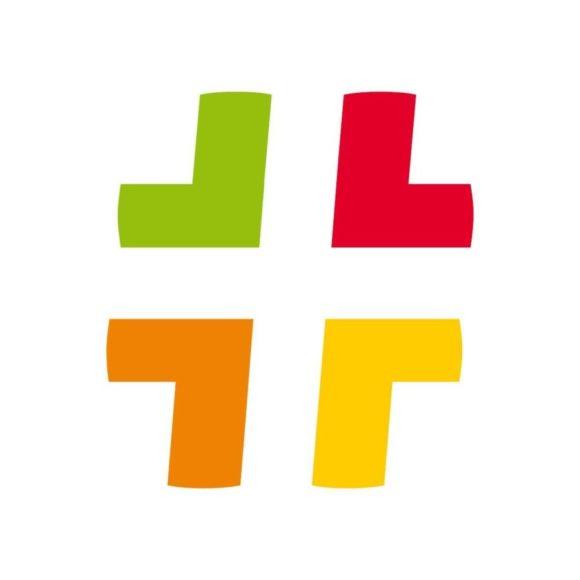 Logo de la formation Croisillon. Une formation à l'animation et l'accompagnement chrétiens de groupe de jeunes